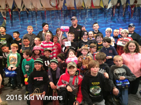 Click photo to enlarge - 2014 Kid Winners!